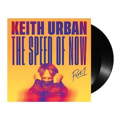 Keith Urban THE SPEED OF NOW PART 1 Vinyl