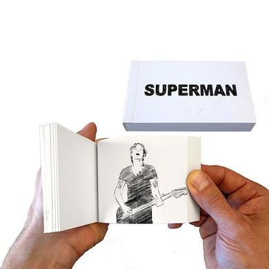 Keith Urban Superman Flipbook