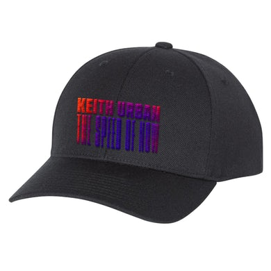 Keith Urban THE SPEED OF NOW PART 1 Black Baseball Cap