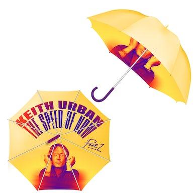 Keith Urban THE SPEED OF NOW Umbrella