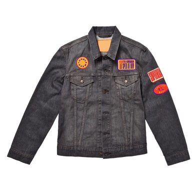 Keith Urban THE SPEED OF NOW Denim Patch Jacket