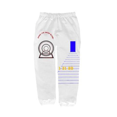 Russ Stairway Sweatpants (White)