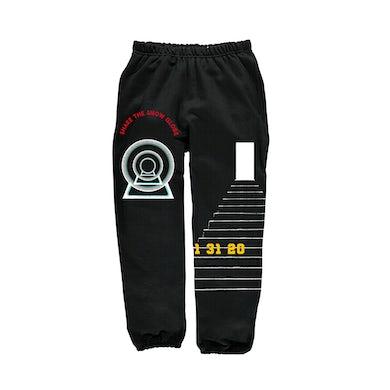 Russ Stairway Sweatpants (Black)