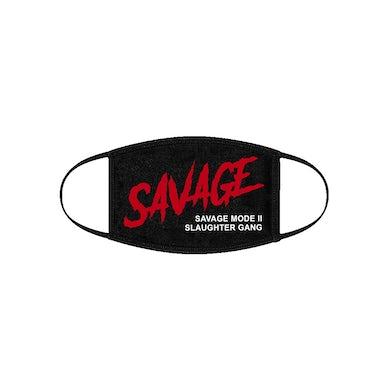21 Savage Face Mask