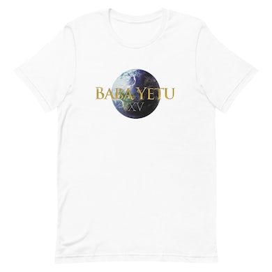 Christopher Tin (Baba Yetu) Globe T-Shirt White