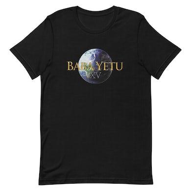 Christopher Tin (Baba Yetu) Globe T-Shirt Black