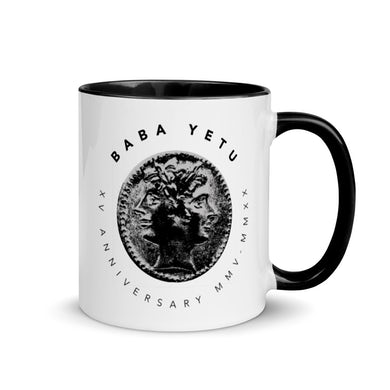 Christopher Tin (Baba Yetu) Coin Mug