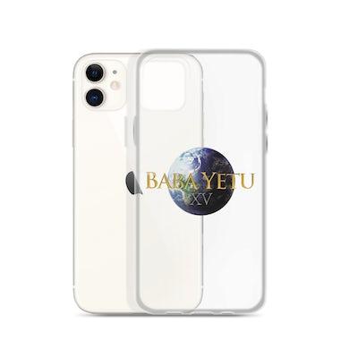 Christopher Tin (Baba Yetu) Globe iPhone Case