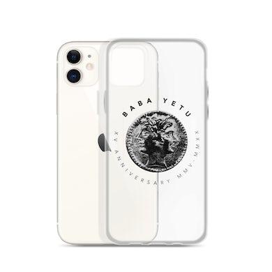 Christopher Tin (Baba Yetu) Coin iPhone Case