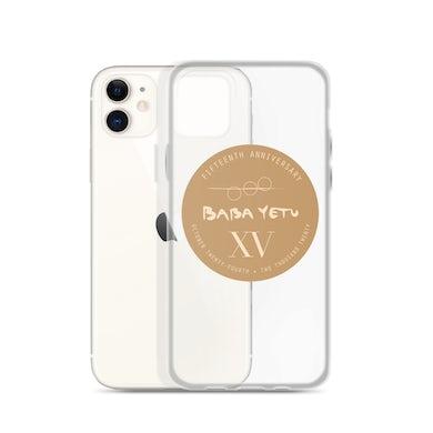 Christopher Tin (Baba Yetu) Medal iPhone Case