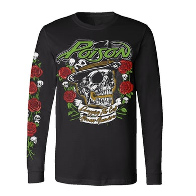 Poison  Dragging the Cat Long Sleeve