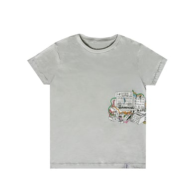 Beastie Boys Side Machine Kids T-Shirt