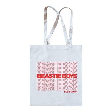 Beastie Boys Bodega White Tote