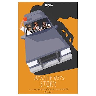 "Beastie Boys ""Sabotage"" Poster"