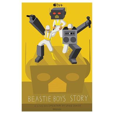 "Beastie Boys Story ""Robot"" Poster"