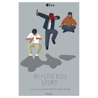 "Beastie Boys Story ""Jump"" Poster"