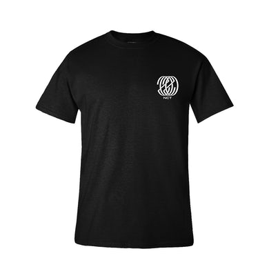 NCT 'Resonance' Black Short Sleeve T-Shirt