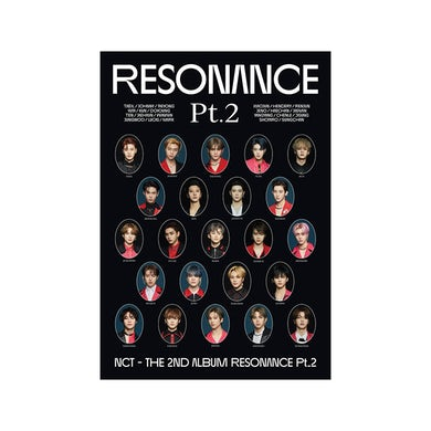 The 2nd Album RESONANCE Pt.2 (Arrival Ver.)