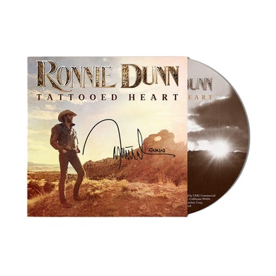 Tattooed Heart CD