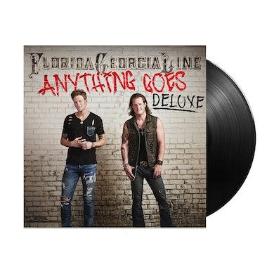 Florida Georgia Line Anything Goes Deluxe Vinyl