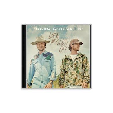 Florida Georgia Line Life Rolls On CD