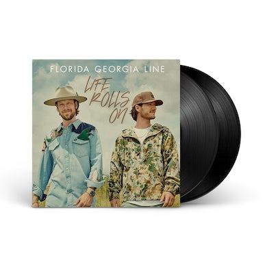Florida Georgia Line Life Rolls On Vinyl