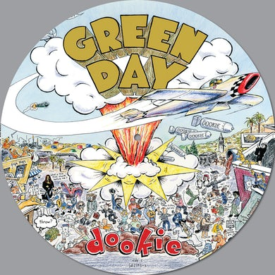 Green Day Dookie Picture Disc