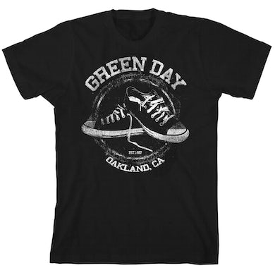 Green Day All Star T-shirt