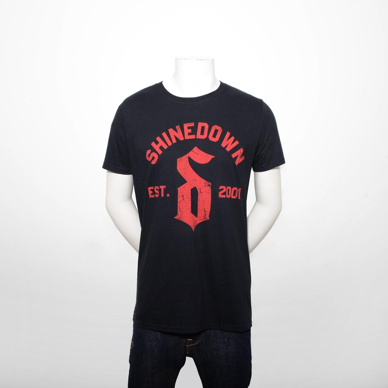 10714137 Shinedown Devil T-Shirt
