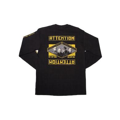 b6976cf7 Shinedown · Album Statement Long Sleeve T-Shirt