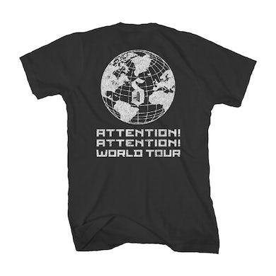 Shinedown 70s Photo T-Shirt