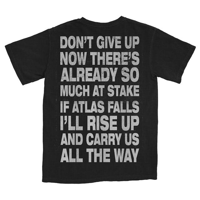Shinedown Atlas Falls T-Shirt
