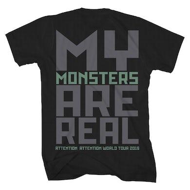Shinedown My Monsters T-Shirt