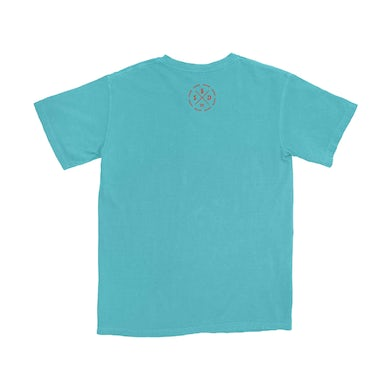 Shinedown Sound of Madness T-Shirt (Turquoise)