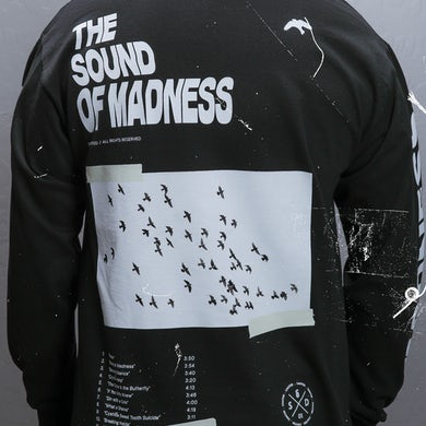 Shinedown Sound of Madness Long Sleeve (Black)