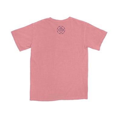 Shinedown Sound of Madness T-Shirt (Pink)
