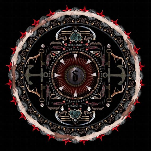 Shinedown Amaryllis CD