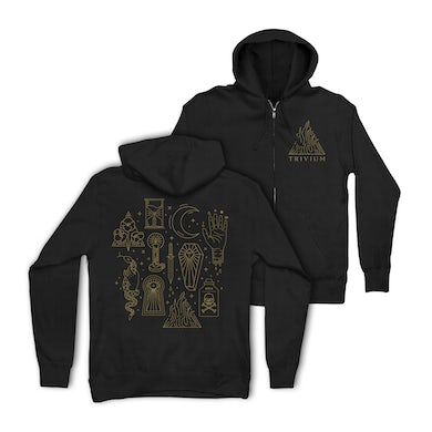 Trivium The Sin And The Sentence Hoodie