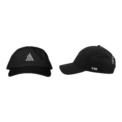 Trivium Triangle Flame Dad Hat