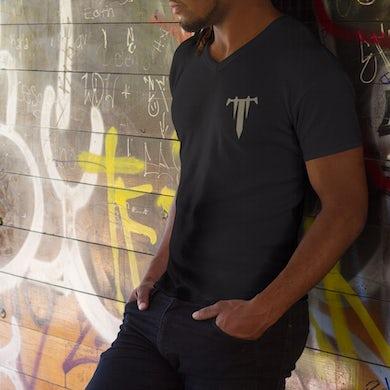 Trivium Tiger Arch T-Shirt (V-Neck)