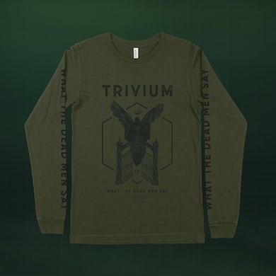 Trivium Angel Gates Long Sleeve T-Shirt