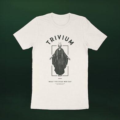 Trivium Floating Oni T-shirt (White)