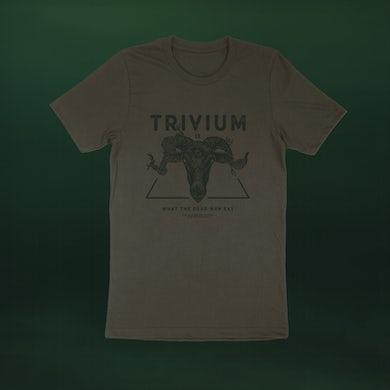 Trivium Ram's Head T-shirt
