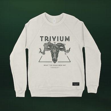Trivium Ram's Head Crewneck