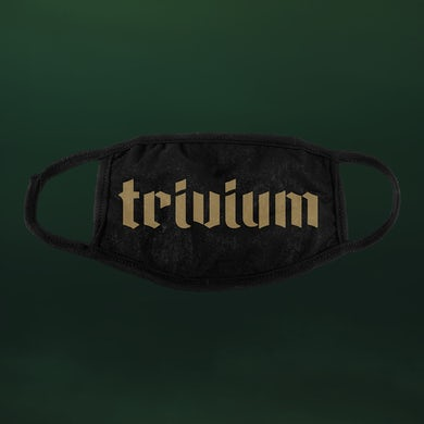 Trivium Logo Face Mask