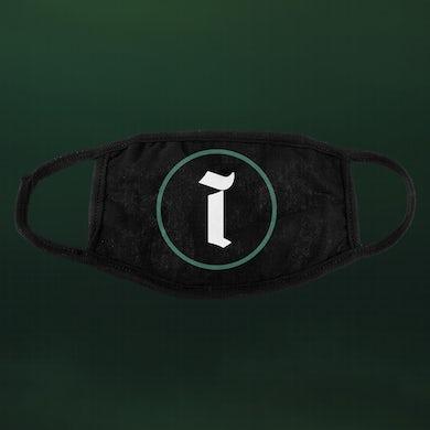 Trivium Circle Logo Face Mask