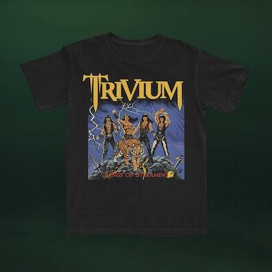 Trivium Kings Of Streaming T-Shirt