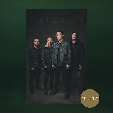 Trivium 2020 Photo Poster