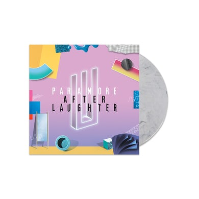 Paramore After Laughter (Black & White Vinyl)