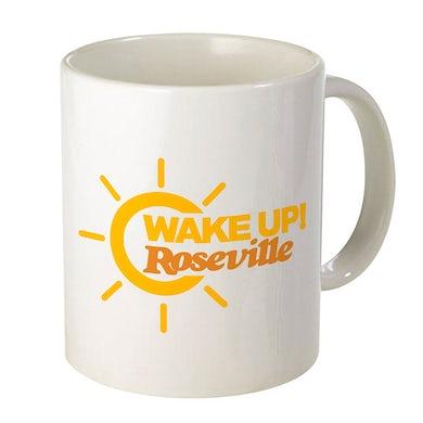 Paramore Wake Up Roseville Mug